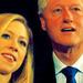 Bill & Chelsea Clinton