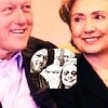 U.S. Democratic Party фото titled Bill & Hillary Clinton