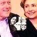 Bill & Hillary Clinton