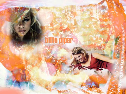 Billie Piper (Rose)
