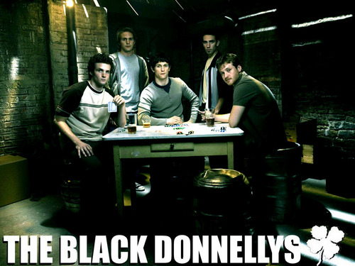 Black Donnellys 바탕화면