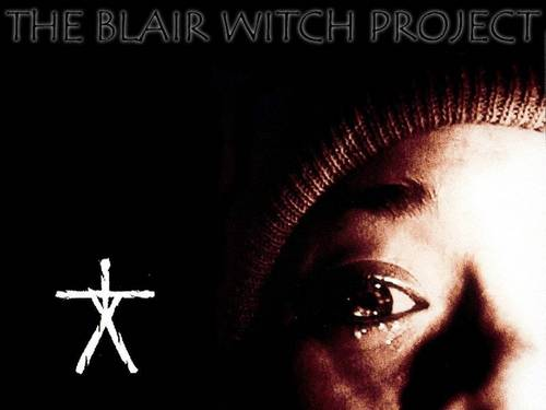 Blair Witch project w'paper
