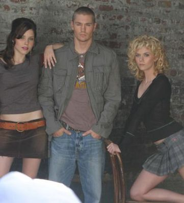 Leyton vs. Brucas wallpaper probably containing bare legs, a hip boot, and a well dressed person called Bleycake =]