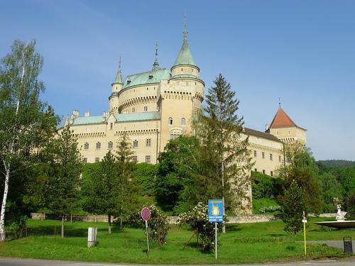 Bojnice kastilyo - Slovakia