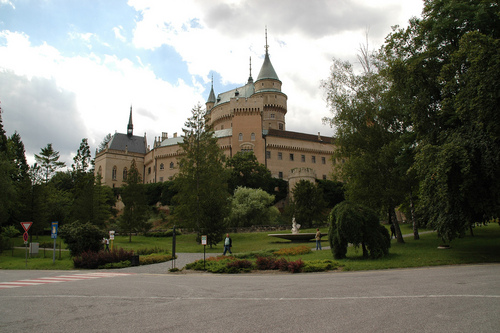 Bojnice castillo - Slovakia