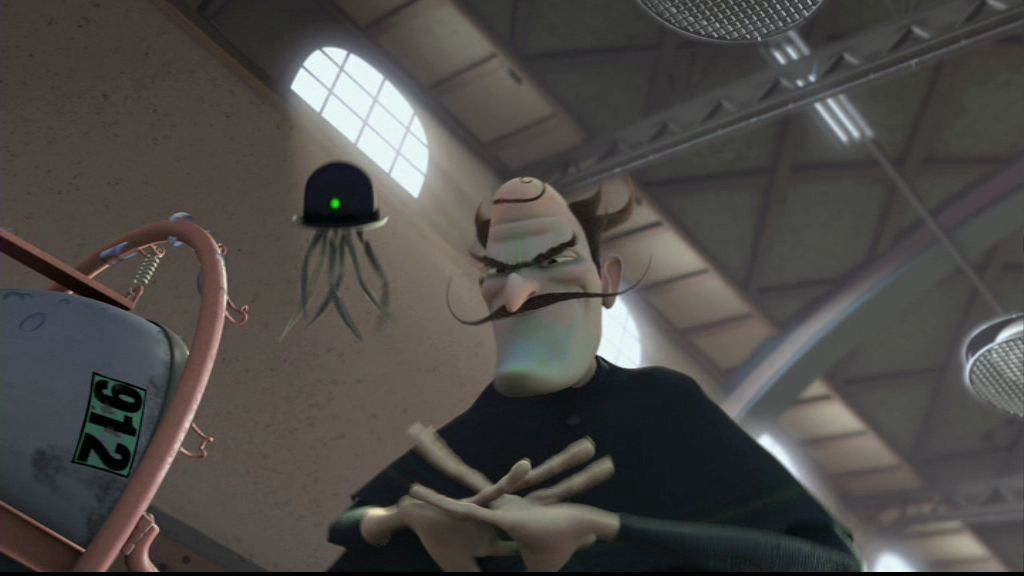 Bowler Hat Guy - Disney Villains Image (1024614) - Fanpop