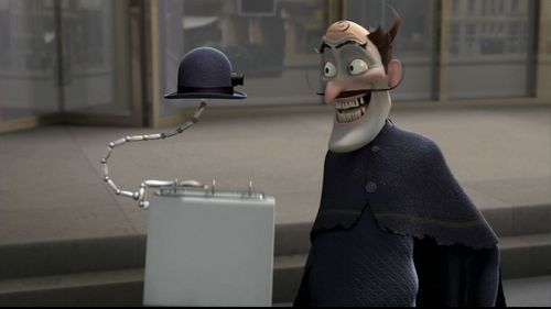 meet the robinsons cast bowler hat guy costume