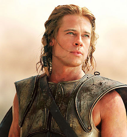 brad pitt troy workout. Brad Pitt Troy Workout And