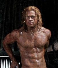 Brad Pitt - Troy