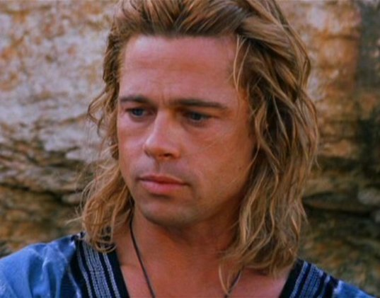 brad pitt troy workout and diet. Brad Pitt - Troy