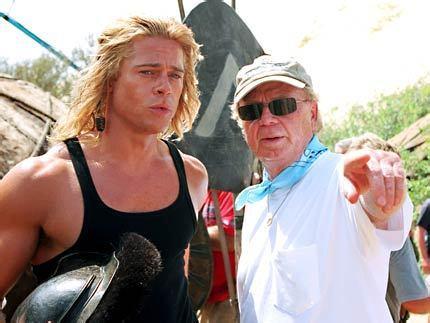 Brad Pitt & Wolfgang Petersen
