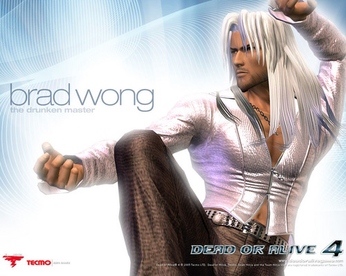 Brad Wong - Dead or Alive 4