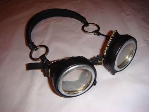 Brass Goggles - steampunk Photo