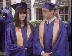 Brenda & Brandon Graduating