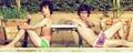 Bret & Jemaine Banner