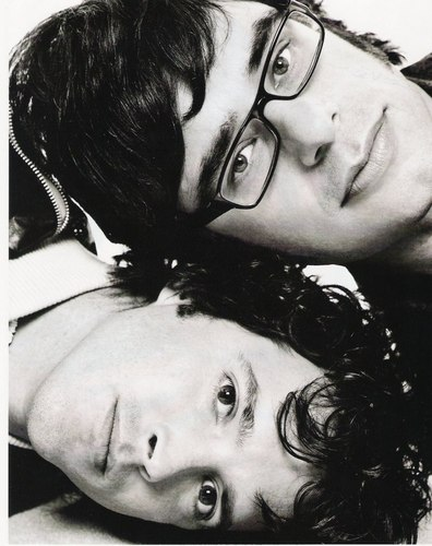 Flight of the Conchords wallpaper titled Bret & Jemaine
