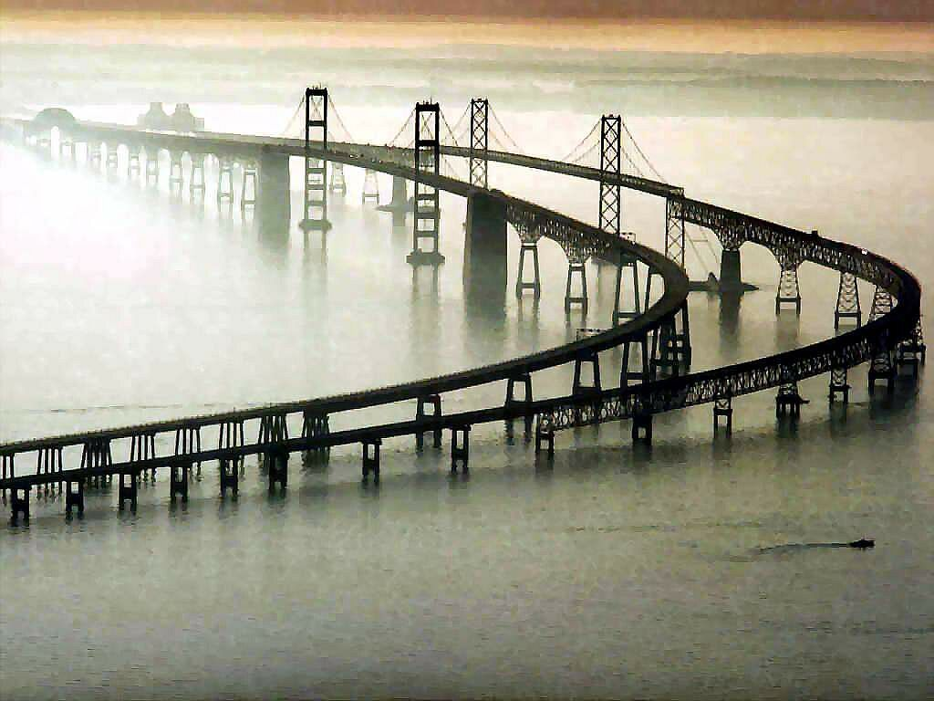 Bridges Chesapeake Bay Bridge · More Wallpapers