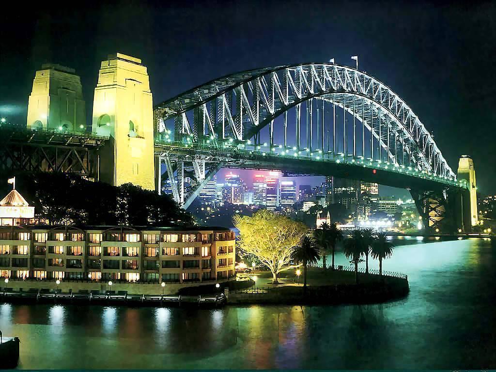 Bridges Images Sydney Harbour Bridge Hd Wallpaper And Background