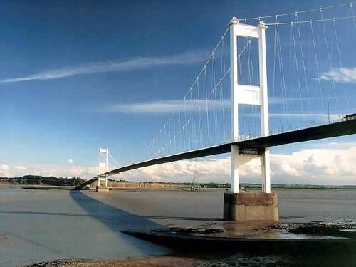 Severn Bridge - England