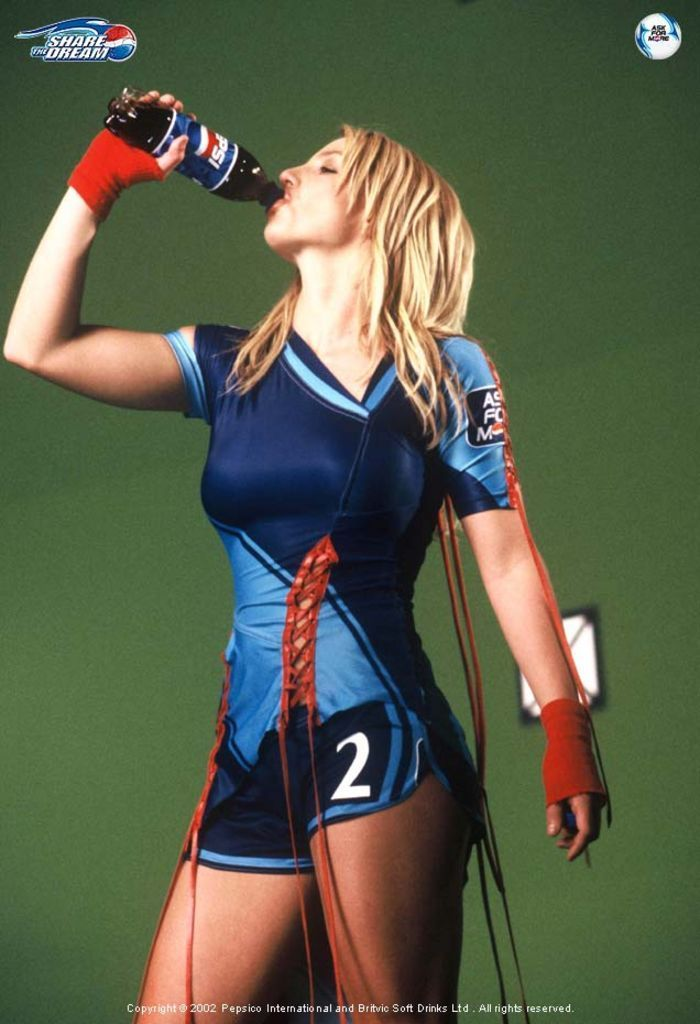 the reinvention of britney spears in the pepsi ad campaign It may have taken nearly two decades, but fans of britney spears' pepsi jingles will finally get to experience the full joy of her early-2000s pop-infused cola promotion for pepsi drinkers that.