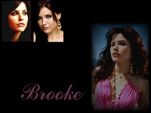 Brooke - brooke-davis Wallpaper