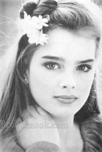brooke shields wallpaper containing a bouquet called Brooke