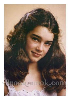 brooke shields wallpaper containing a portrait and attractiveness entitled Brooke