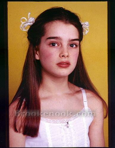 Brooke Shields wallpaper containing a portrait called Brooke