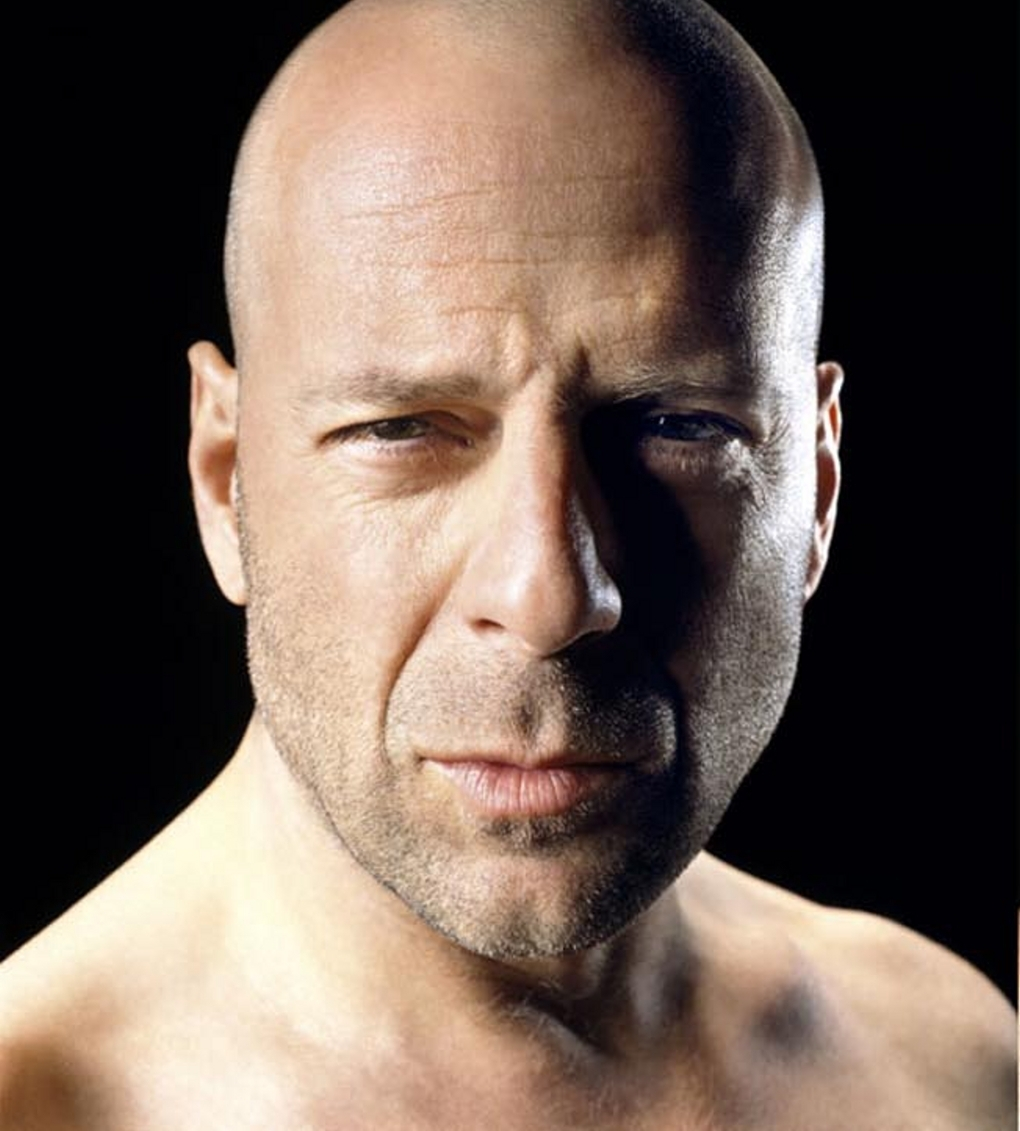 Bruce Willis Photo on Short Funny Quotes