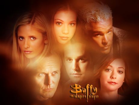 Buffy the Vampire Slayer achtergrond titled BtVS