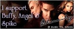 Buffy অ্যাঞ্জেল Spike