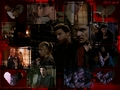 Buffy Angel Spike - the-buffyverse wallpaper