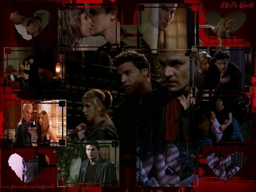 Buffy angel Spike