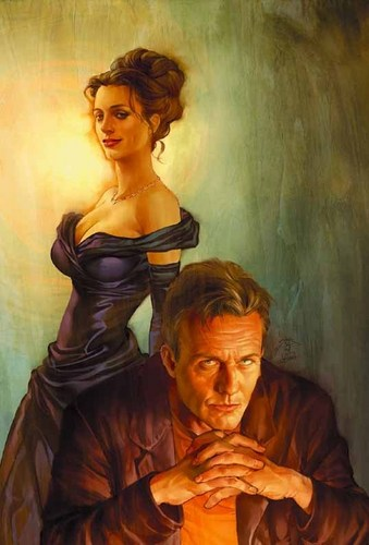 Buffy Comic Cover Art