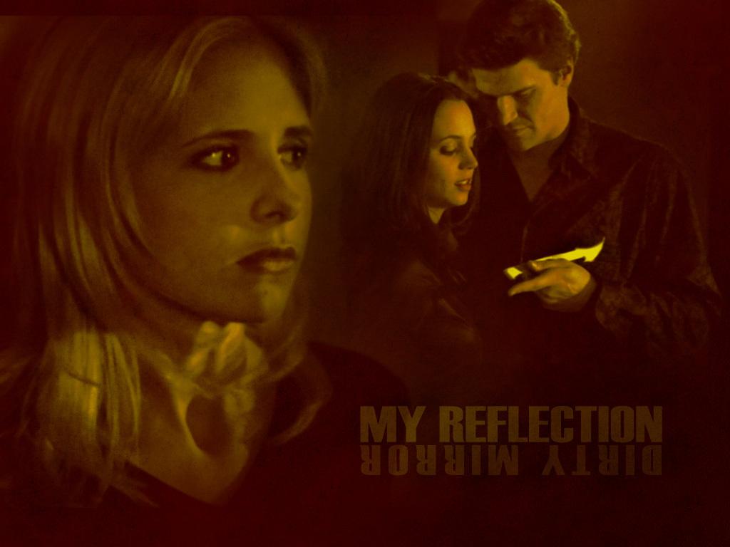 Buffy, Faith and Angel