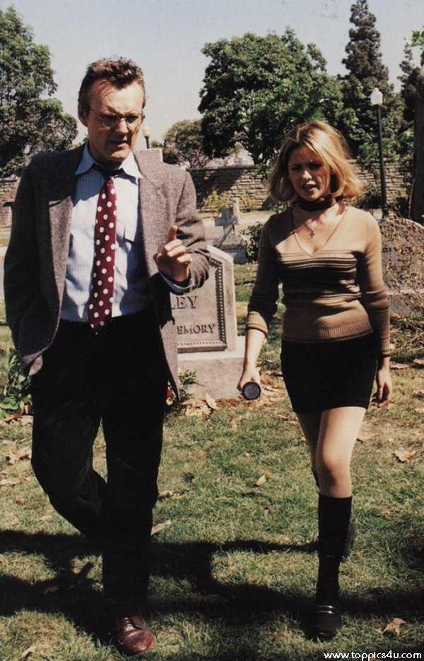 Buffy & Giles
