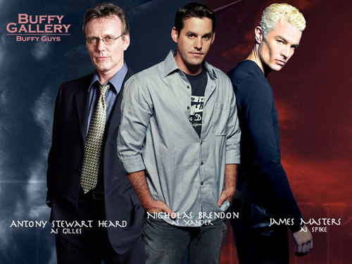Buffy Guys