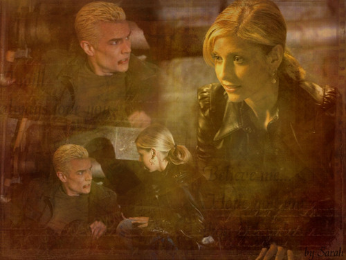 Buffy & Spike (Buffy)