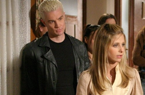 Buffy & Spike Chosen