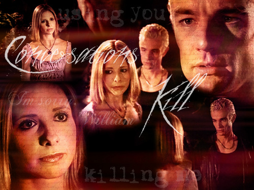 Spuffy was the most realistic relationship in the show
