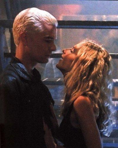 Buffy dating spike
