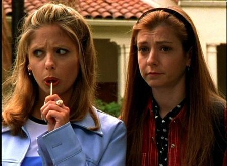 Buffy & Willow(season 1)