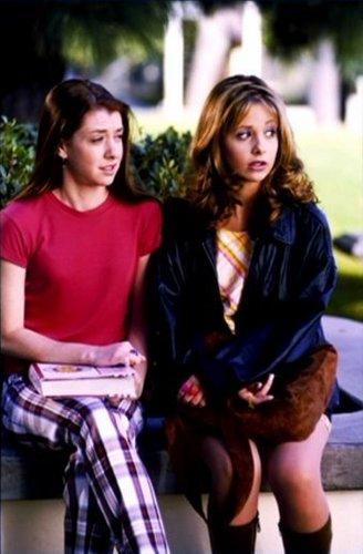 Buffy & Willow (season 1)