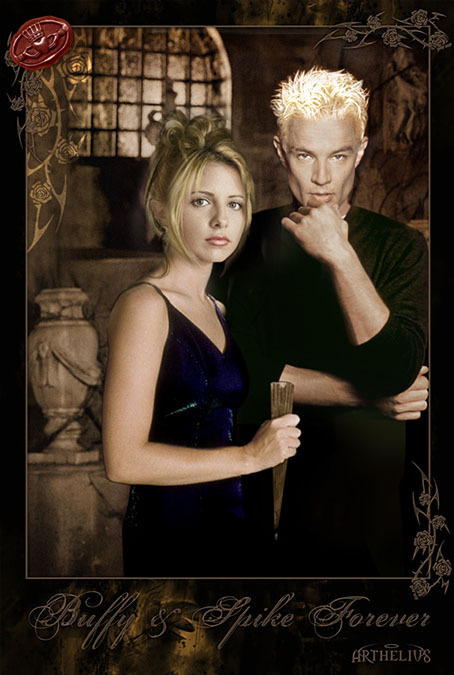 Time To Play A New Game, a buffy:
