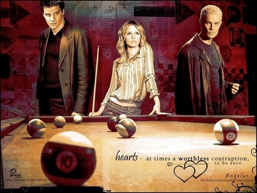 Buffy and her Boys