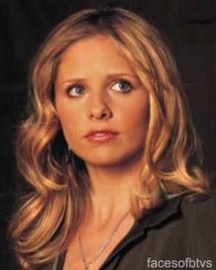 Buffy Summers wallpaper with a portrait called Buffy