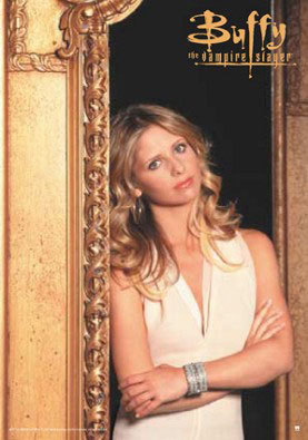 Buffy Summers wallpaper with a throne entitled Buffy