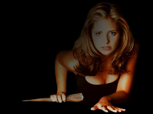 Buffy Summers hình nền called Buffy