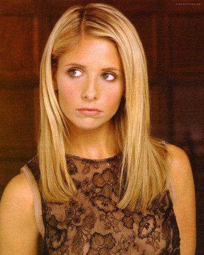 Buffy Summers hình nền titled Buffy