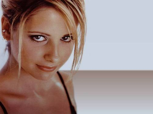 Buffy Summers karatasi la kupamba ukuta called Buffy